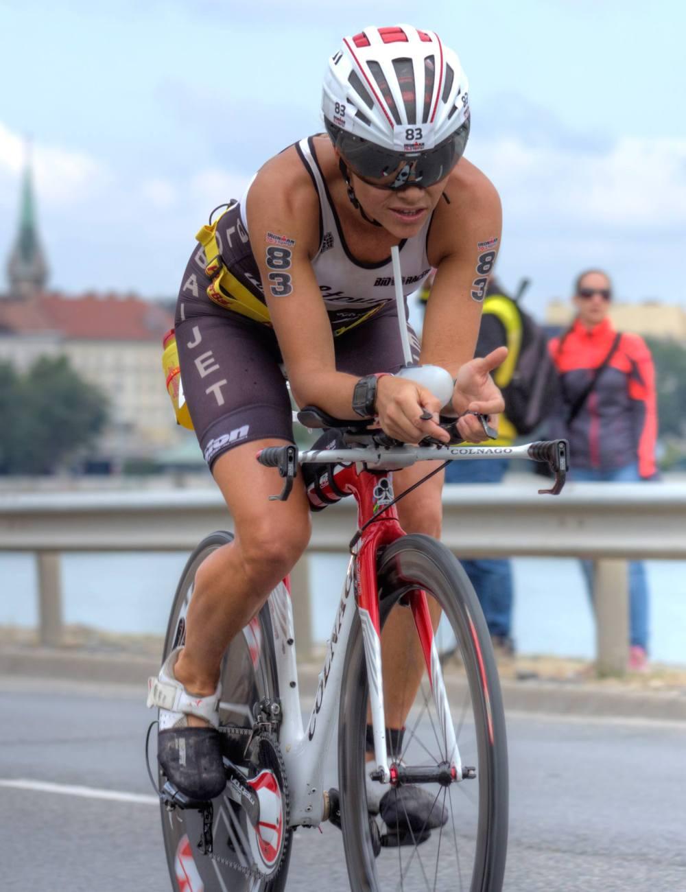 70.3 Budapest bike