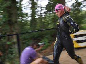 Xterra UK swim